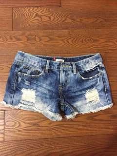 🚚 夏日超短熱褲