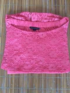Sabrina blouse Raspberry