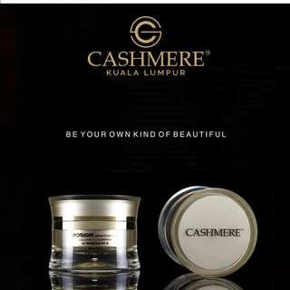 Cream Foundation Cashmere