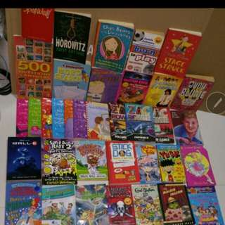 Google title! Box 4 Part 1A  Young children books easier to read varying standard / level interesting reads