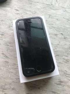 I phone 5s 32g 灰黑