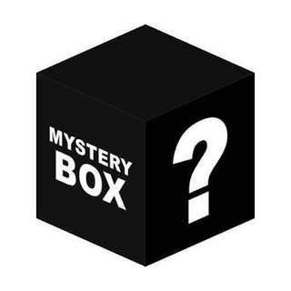 MYSTERY BOX - open for surprise (NO JUNK)