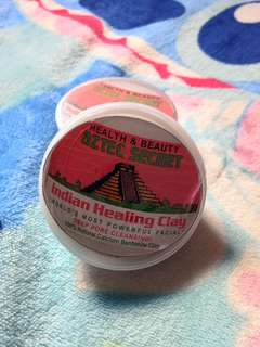 AZTEC SECRET INDIAN HEALING CLAY MASK ONHAND