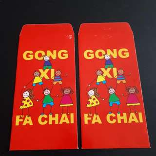 Angpao Red Packet CNY United Nations UNICEF