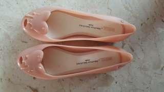 melissa ultragirl sevas light pink sz 40
