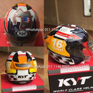 HELMET KYT GALAXY SLIDE