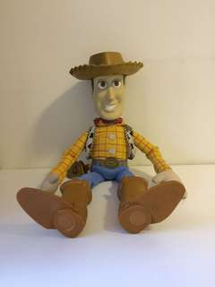Authentic Toys Story Woody Soft Toy