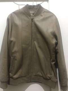 Jaket kulit 100%