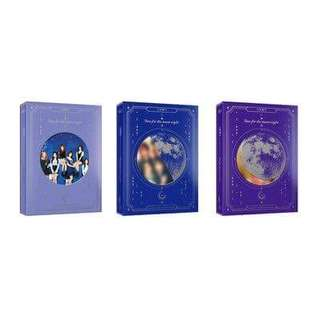 GFRIEND 6th Mini Album TIME FOR THE MOON NIGHT  (Time/Moon /Night Ver)