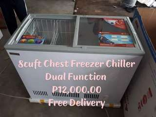 Chest Freezer Chiller / Dual Function