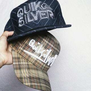 Authentic Quiksilver Cap