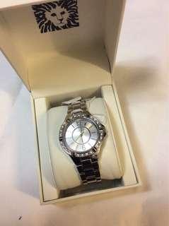 Anne Klein Swarovski Crystal Watch