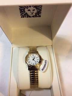 Anne Klein Gold Expansion Watch