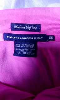 Ralph Lauren Tailored Golf Fit