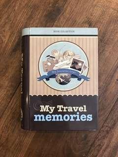 Tin Can Travel Memory box