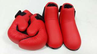 Sparring Glove (Hand & Foot)