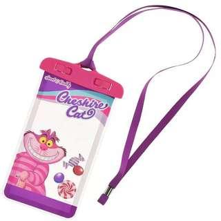 日本迪士尼妙妙貓防水電話套
