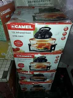 CAMEL TURBO BROILER