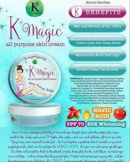 K Magic All Purpose Skin Cream