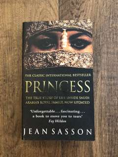 Jean Sasson - Princess
