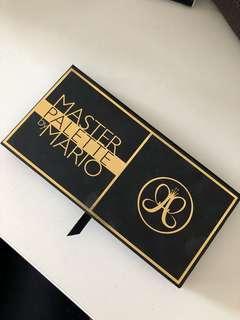 Master palette by Mario Anastasia Beverly Hills