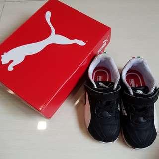 Toddler boy Puma shoes