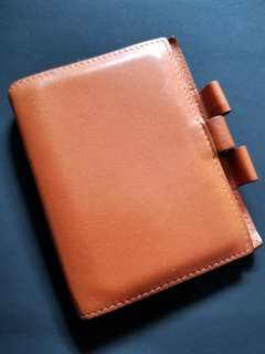 hermes cover notebook 筆記 咭套 A7size