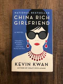 Kevin Kwan - China Rich Girlfriend