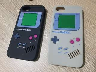 Gameboy Silicone Case for iPhone 5 /5s