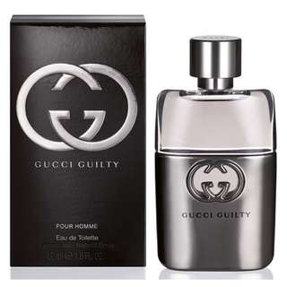 Gucci Guilty Pour Homme EDT for Men (50ml/90ml/Tester)