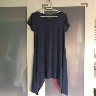 Cotton On Blue Dress Size XS