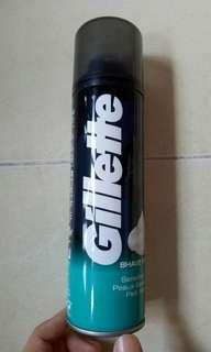 Shaving cream for Slime making