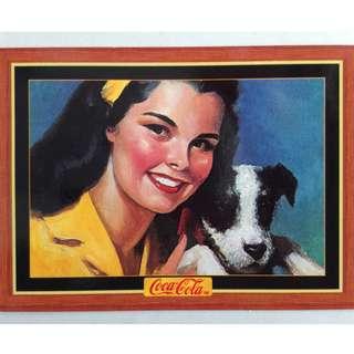 1995 Coca Cola Series 4 Base Card #387 - Original Art - 1945