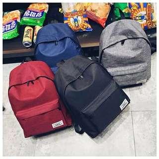 Standard Backpack Travel Bag
