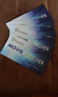 Shaw movie ticket