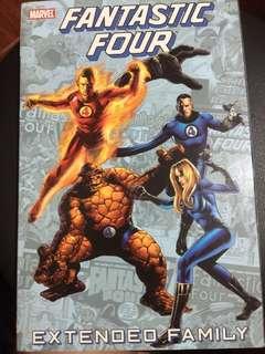 Marvel: Fantastic Four: Extended Family (TPB)