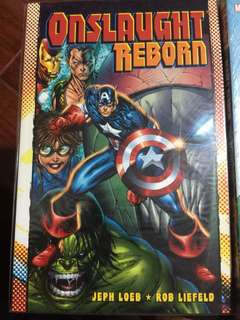 Marvel: Onslaught Reborn (TPB)