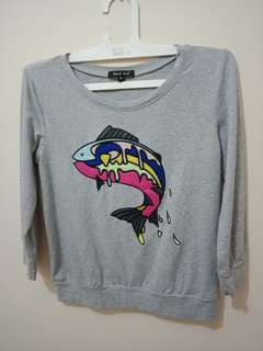 sweater fashuon sole mio