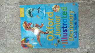 Oxford Junior Illustrated Dictionary (new edition)