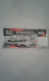 Old Singapore Dollar