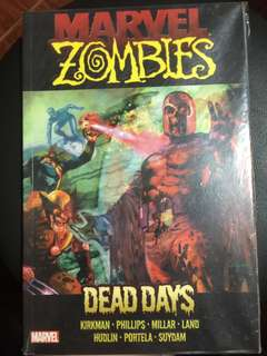 Marvel Zombies: Dead Days (TPB)