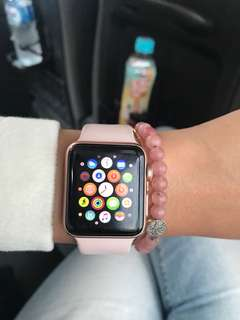 I-Watch Series 3 - Size 32 - Pink Sand (Rose Gold)
