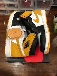 Jordan 1 Yellow Ochre US 10