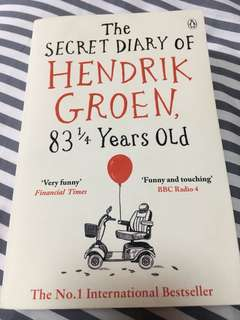 The Secret Diary is Hendrik Groen, 83 1/4 years old