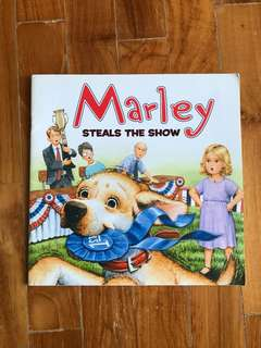 Marley early reader