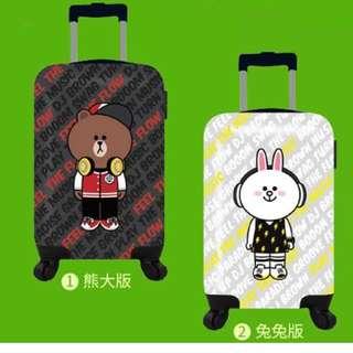 Line 熊大款 20吋行李箱 全新