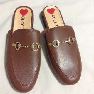 Gucci loafer (rubber)