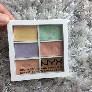 NYX Color Correcting Concealar