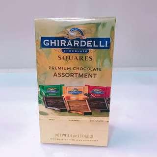 [全場最平] Ghirardelli 美國鷹牌雜錦朱古力巧克力 糖 手信