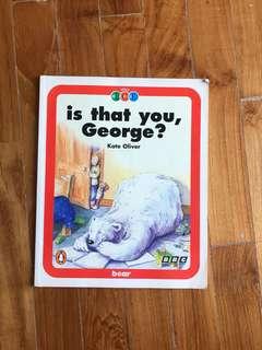 ICE bear early reader